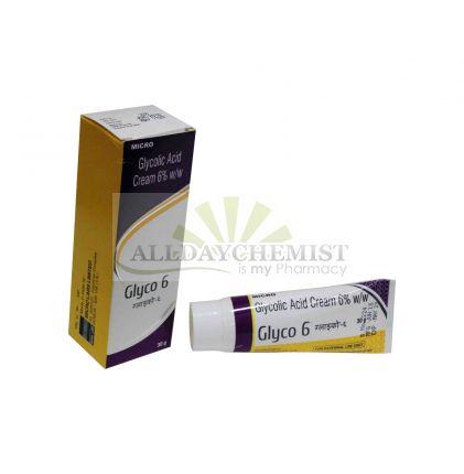Glyco Cream (On Sale) 6% (30 gm)