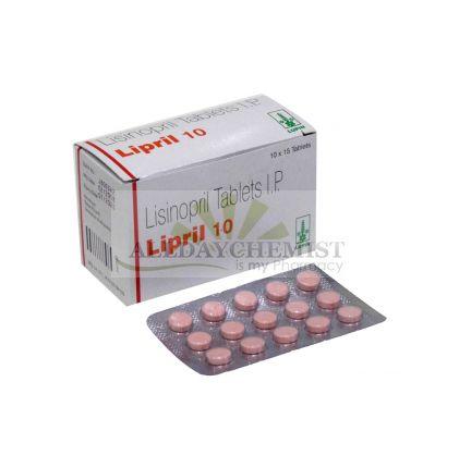 Lipril (On Sale) 10mg