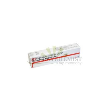 Melalite Forte Cream (On Sale) 4% 30gm