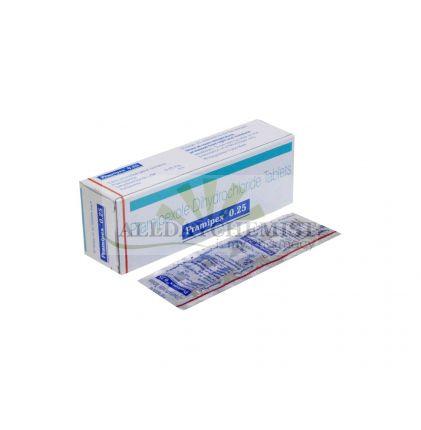 Pramipex (On Sale) 0.25mg