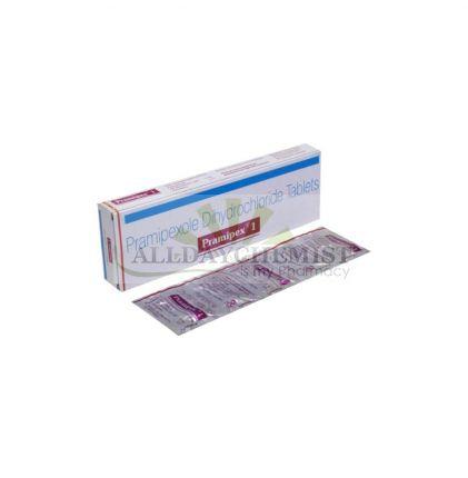 Pramipex (On Sale) 1mg