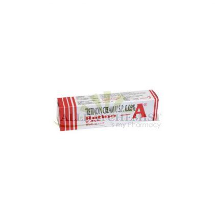 Retino A Cream (On Sale) .05% (20gm)