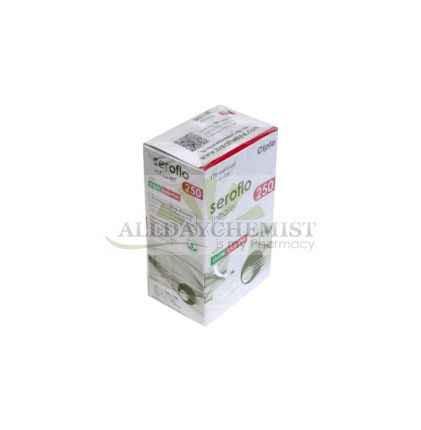 Seroflo Inhaler (On Sale) 25 mcg + 250 mcg (120 mdi)