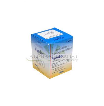Viraday (On Sale) 300 mg, 200mg & 600 mg