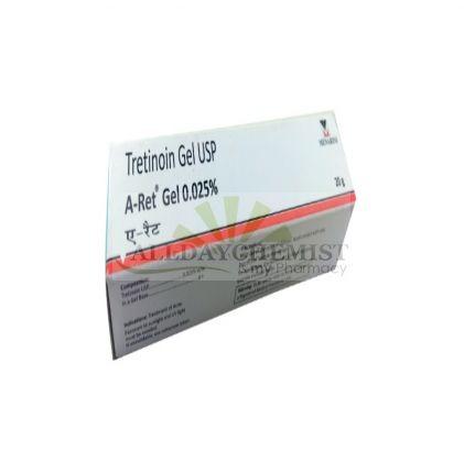 A Ret Gel (On Sale) .025% (20gm)
