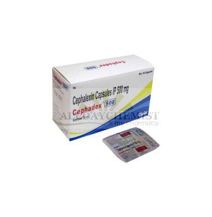 Cephadex (On Sale) 500mg
