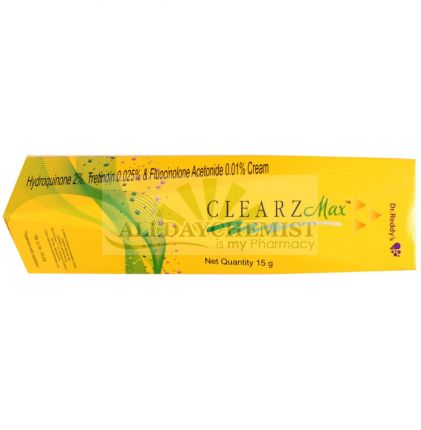 Clearz Max Cream (On Sale) 15gm