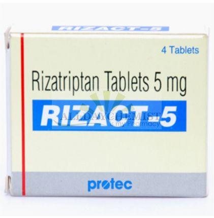 Rizact (On Sale) 5 mg
