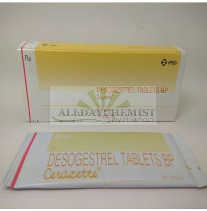 Desogestrel Tab (On Sale) 75mcg