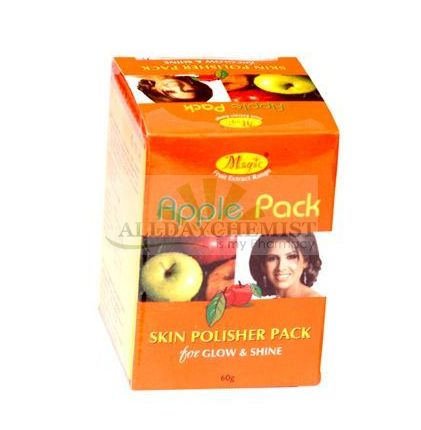 Apple Pack (Skin Polisher Pack) 125 gm