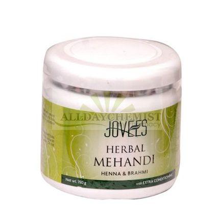 Henna & Brahmi Herbal Mehandi (For all hair Types) 150 gm