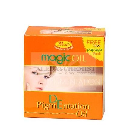 Magic Oil (De Pigmentation Oil) 62 gm