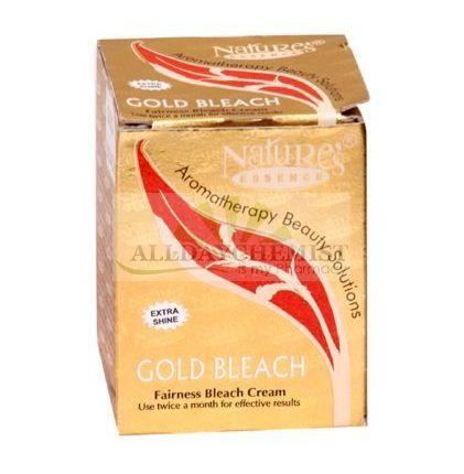 Natureb_x005F_x0019_s Gold Bleach (Fairness Cream Bleach) 200 gm