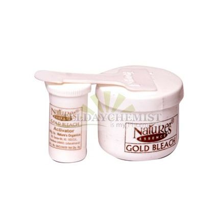 Natureb_x005F_x0019_s Gold Bleach (Fairness Cream Bleach) 85 gm