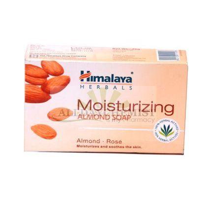Moisturizing Almond Soap 125 gm