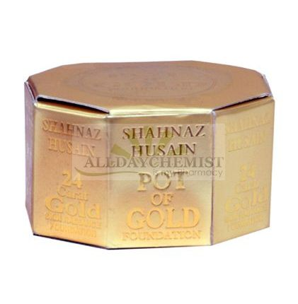 Shahnaz Husainb_x005F_x0019_s Pot of Gold Foundation 30 gm
