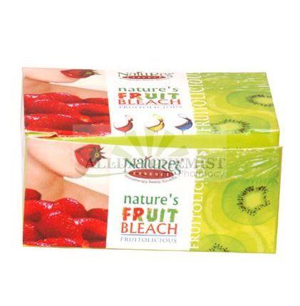 Natures Fruit Bleach (Fruitolicious Fun Fairness) 50 gm