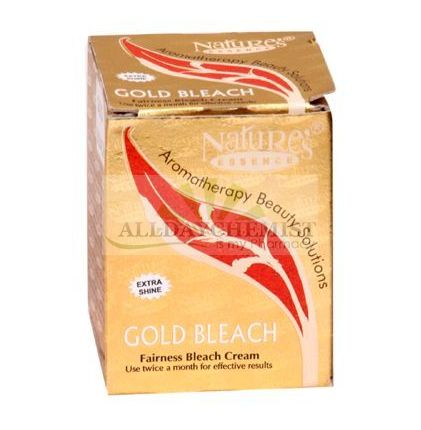 Natureb_x005F_x0019_s Gold Bleach (Fairness Cream Bleach) 500 gm