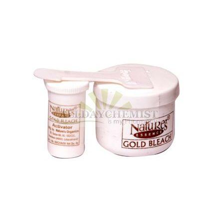 Natureb_x005F_x0019_s Gold Bleach (Fairness Cream Bleach) 43 gm