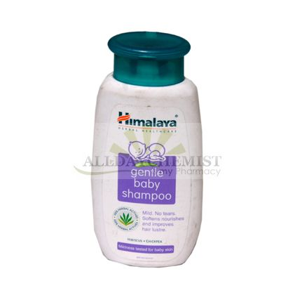Gentle baby shampoo 100 ml