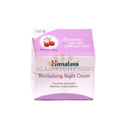 Revitalizing Night Cream 50 gm