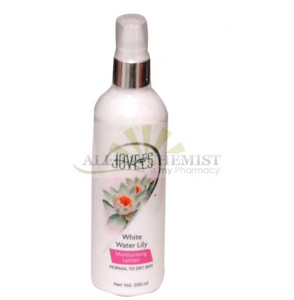 White Water Lily Moisturising Lotion (For Normal to Dry Skin 100 ml