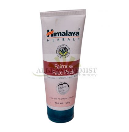 Fairness face Pack 100 gm