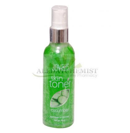 Cucumber Skin Toner / Astringent (For all Skin type) 100 ml