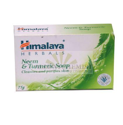 Protecting Neem & Turmeric Soap 125 gm