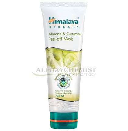 Almond & Cucumber Peel Off Mask (Himalaya) 50gm