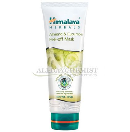 Almond & Cucumber Peel Off Mask (Himalaya) 100gm