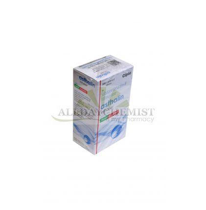 Asthalin Inhaler 100mcg