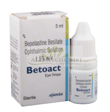 Betoact 1.5% Eye Drops