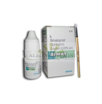 Bimat (With Brush) 3 ml. (0.03%)