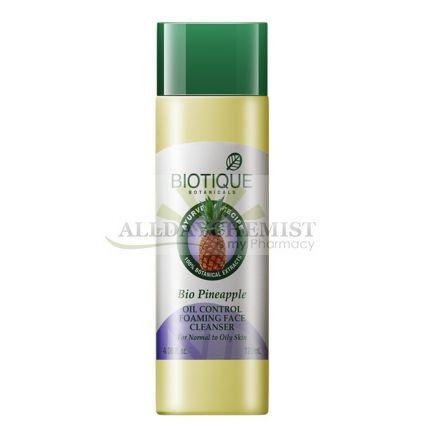 Bio Pineapple (Fresh Foaming Cleansing Gel) 120 ml