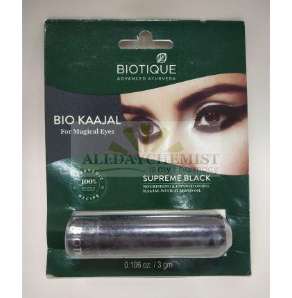 Biotique Bio Kaajal For Magical Eyes 3 gm
