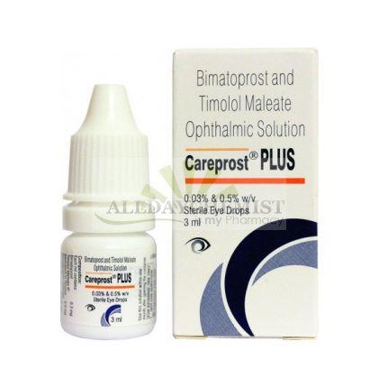 Careprost Plus Eye Drop 3ml