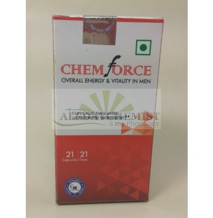 Chemforce (Overall Energy & Vitality in Men)
