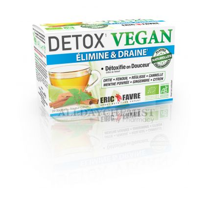 TEA DETOX VEGAN