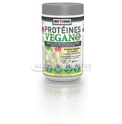PROTEINS VEGAN VANILLA