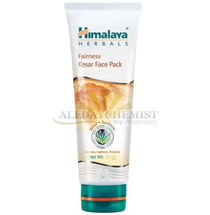 Fairness Kesar Face Pack (Himalaya) 50gm