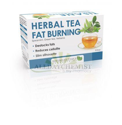 Herbal Tea Fat Burning