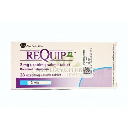 Requip XL 2 mg
