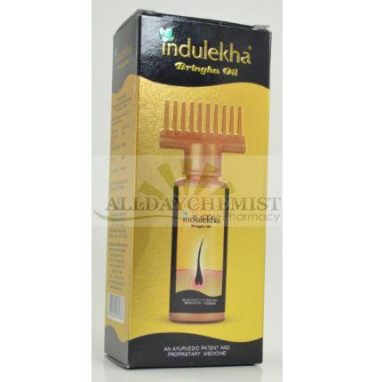 INDULEKHA BRINGHA HAIR OIL GOLD (SELFY)