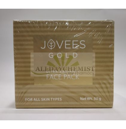 Jovees Gold Ultra Radiance Face Pack