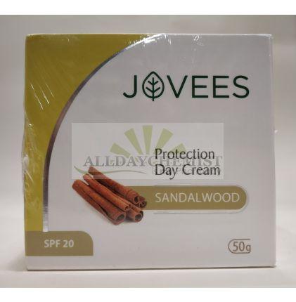 Jovees Sandalwood Protection Sandalwood Day Cream SPF20 50 gm