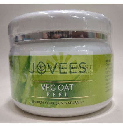 Jovees Veg Oat Peel Enrich Your Skin Naturally