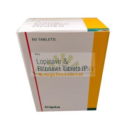 Lopimune 200/50 mg Tablets