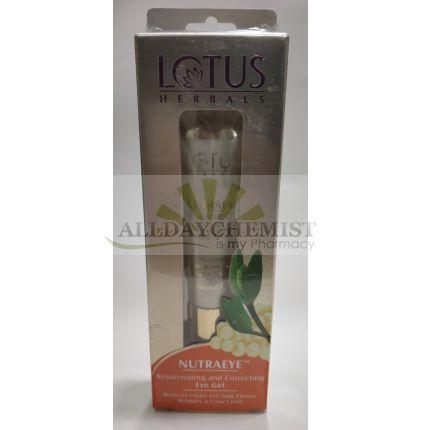 Lotus Nutraeye Rejuvenating and Correcting Eye Gel