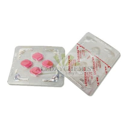 Lovegra or Womengra (For Womens Only) 100mg